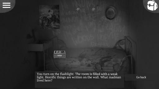 The Darkest Woods: Horror quest  screenshots 4