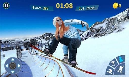 Snowboard Master 3D 10