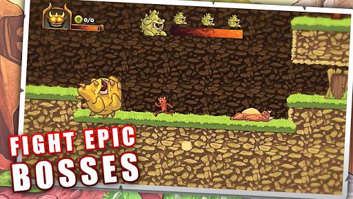 Télécharger Gratuit Daemonia - 2D Adventure Platform Game mod apk screenshots 4