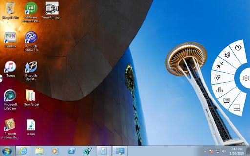 VMware Horizon Client 8.0.5 screenshots 12