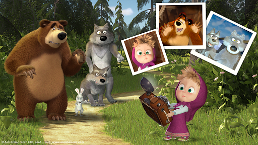 Free games: Masha and the Bear apktram screenshots 10