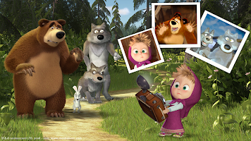 Free games: Masha and the Bear