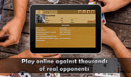 Schnapsen, 66, Sixty-Six - Free Card Game Online 2.94 screenshots 14