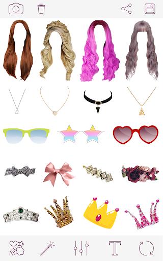 Girls Hairstyles 1.7.8 Screenshots 1