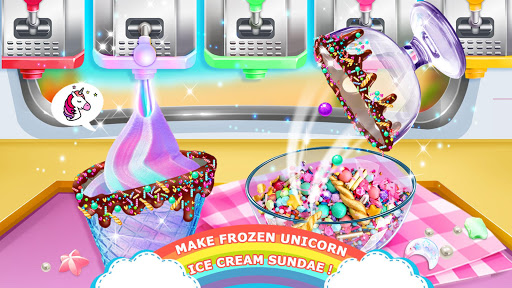 Unicorn Chef: Summer Ice Foods - Cooking Games 1.6 screenshots 14
