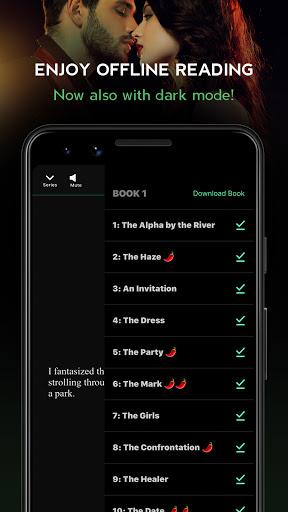 GALATEA - Addictive Stories android2mod screenshots 6