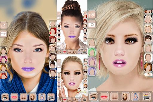 Perfect MakeUp 3D 1.2.3 Screenshots 2