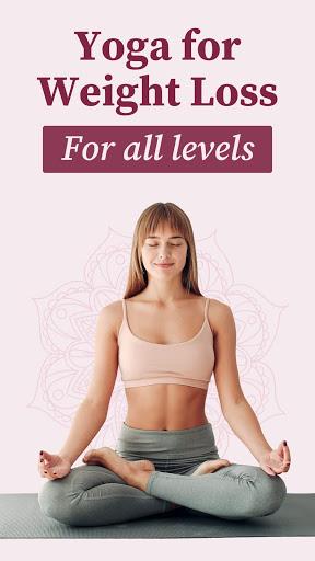 Yoga for Weight Loss Free screenshot 1