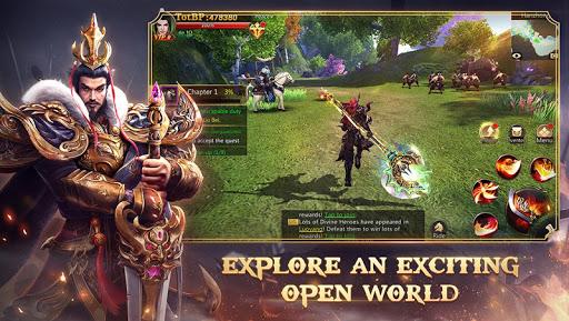 Dynasty Blade 2: ROTK Infinity Glory 26.0.00 screenshots 1