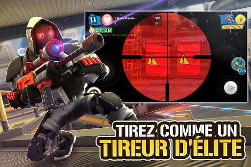 Respawnables - Combats PvP de Pistolet en Ligne APK MOD – Pièces Illimitées (Astuce) screenshots hack proof 2