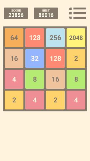2048 1.6.8 screenshots 2