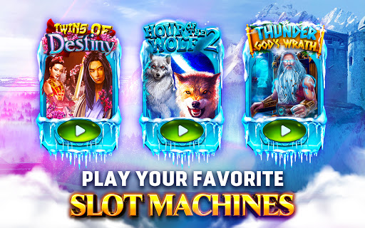 Slots Lightningu2122 - Free Slot Machine Casino Game  screenshots 8