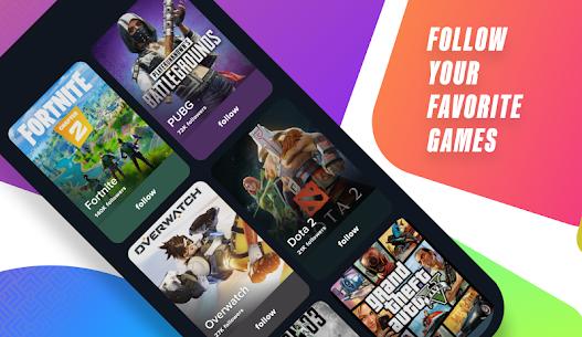 Melee: share game clips MOD APK (Premium) 1