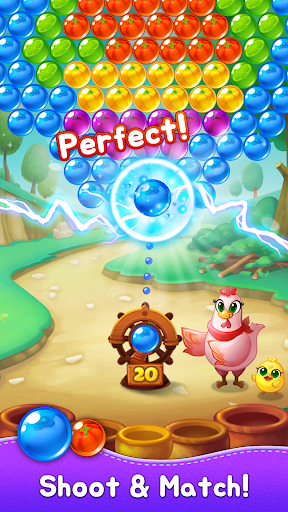 Bubble CoCo : Bubble Shooter 1.8.7.0 screenshots 1