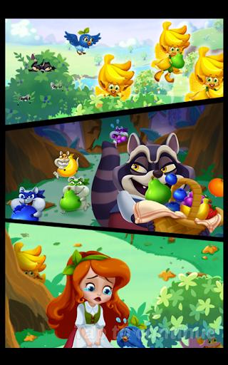 Fruits Mania : Fairy rescue  screenshots 17
