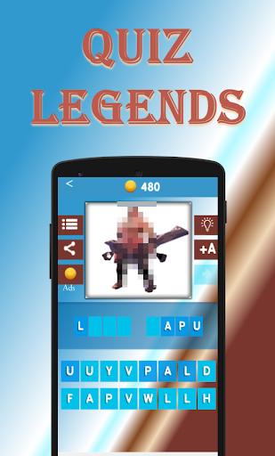 Quiz Legends. Guess the Hero apkpoly screenshots 3