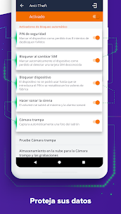 Avast Antivirus (Premium):  Seguridad Android 5