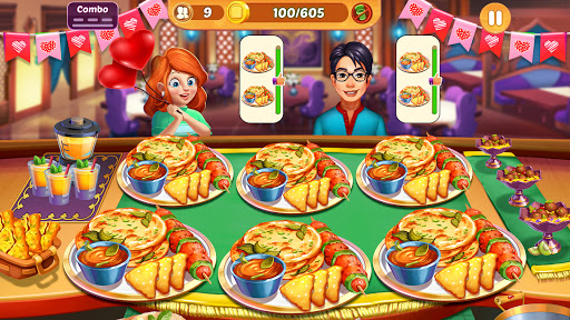 Cooking Crush: New Free Cooking Games Madness 1.3.2 Screenshots 4