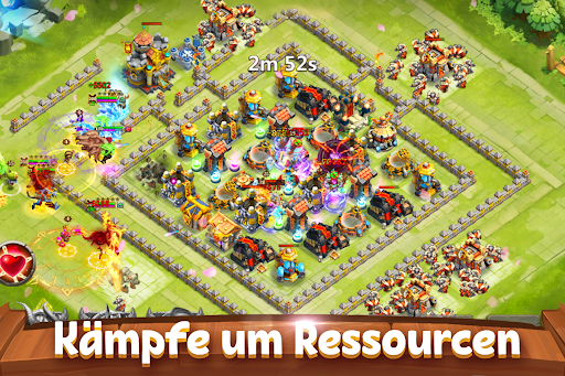Castle Clash: King's Castle DE 1.7.61 screenshots 7