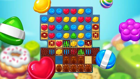 Lollipop: Sweet Taste Match 3 21.0715.00 screenshots 1