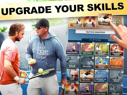 TOP SEED Tennis: Sports Management Simulation Game apktram screenshots 14