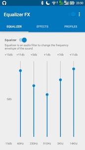 Equalizer FX Pro MOD (Paid) 1