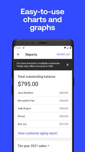 Simple Invoice Maker - Easy Estimate & Invoice App apktram screenshots 4