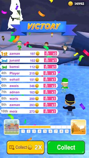 Aqua Path Slide Water Park Race 3D Game  screenshots 3