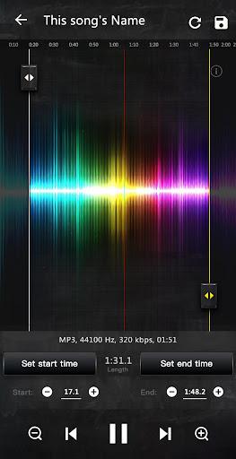 Music Player - Audio Player with Best Sound Effect apktram screenshots 4