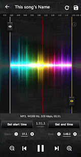 Music Player - Audio Player with Best Sound Effect screenshots 4