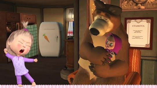 Masha and the Bear: Good Night! 6