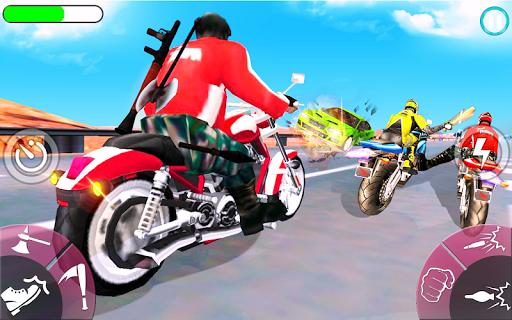 New Bike Attack Race - Bike Tricky Stunt Riding  screenshots 4