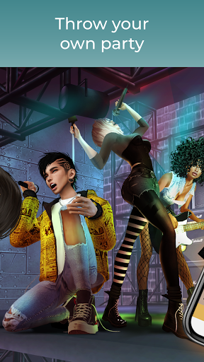 IMVU: real friendships, virtual life & chat rooms apkpoly screenshots 4