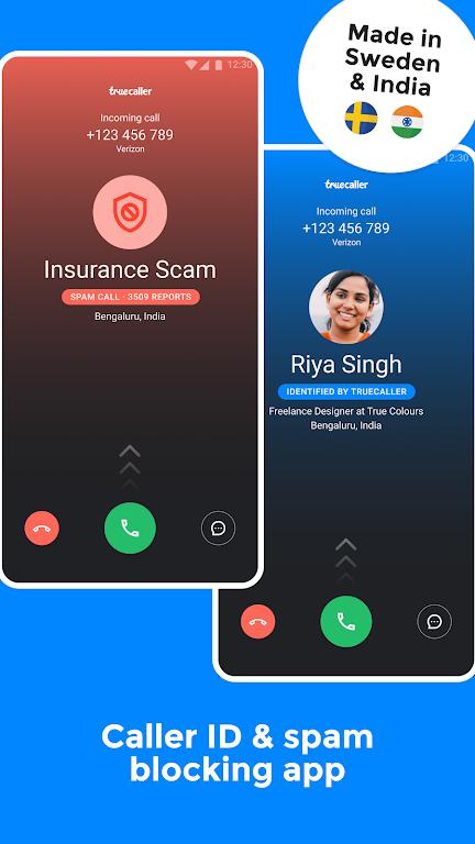 Truecaller: Phone Caller ID, Spam Blocking & Chat  poster 0