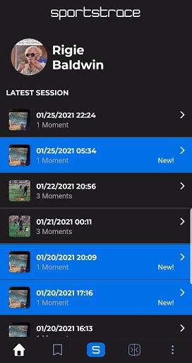 SportsTrace  screenshots 1