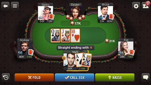 City Poker: Holdem, Omaha  screenshots 6