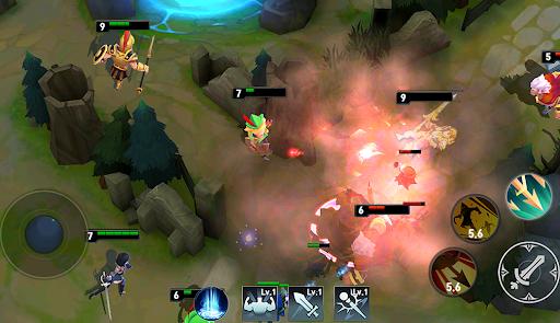 Masters Battle League 5v5 : Legend MOBA PvPTrainer screenshots 20