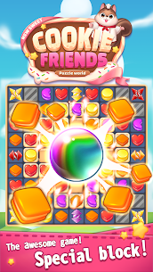 New Sweet Cookie Friends2020: For Pc – Windows 10/8/7 64/32bit, Mac Download 2