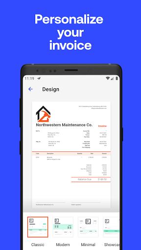 Simple Invoice Maker - Easy Estimate & Invoice App apktram screenshots 6