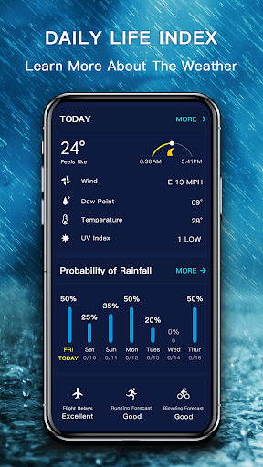 Weather - The Most Accurate Weather App 1.1.8 Screenshots 9