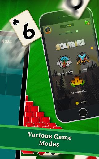 Solitaire - Offline Card Games Free screenshots 18