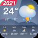 天気予報&気象レーダー
