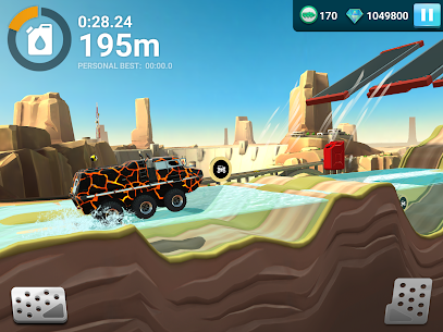 MMX Hill Dash 2 Mod Apk (Unlimited Money) 11.00.12075 9