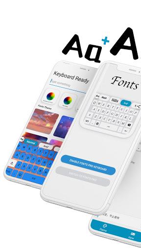 Fonts Pro - Emoji Keyboard Font 1.7.1.1 Screenshots 3