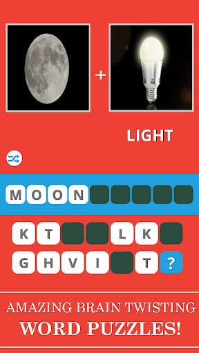 2 Pics 1 Word: Offline Brain Game 1.8 screenshots 2