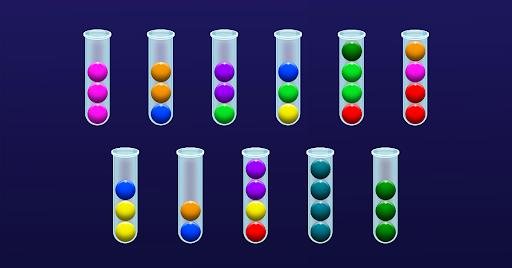 Ball Sort Puzzle - Sorting Puzzle Games  screenshots 6
