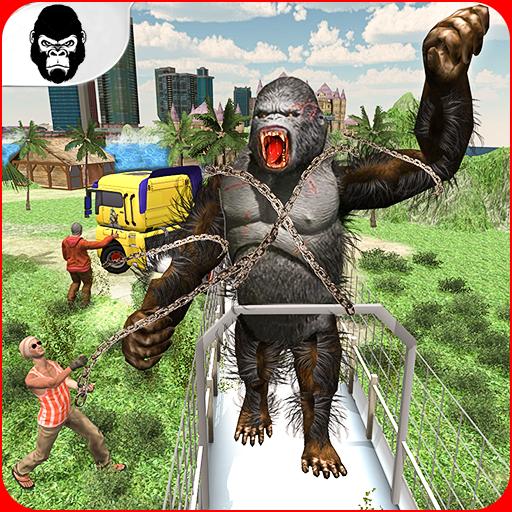 Baixar Deadly Kong Rampage Gorilla Transport Simulator 19 para Android
