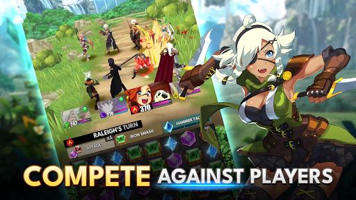 Starsteel Fantasy - Puzzle Combat  screenshots 5
