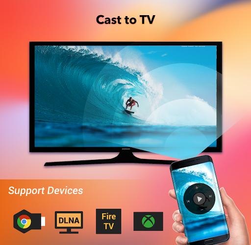 Cast to TV - Chromecast, Roku, stream phone to TV  screenshots 1