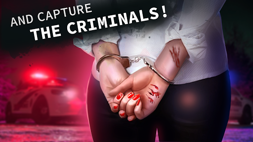 Criminal Stories: Detective games with choices apkslow screenshots 12
